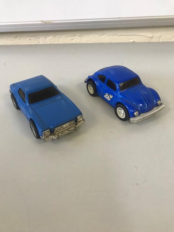 Set Vintage Tonka Wagens