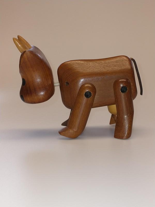Teaken koe, Deens design, sveistrup, jaren 70
