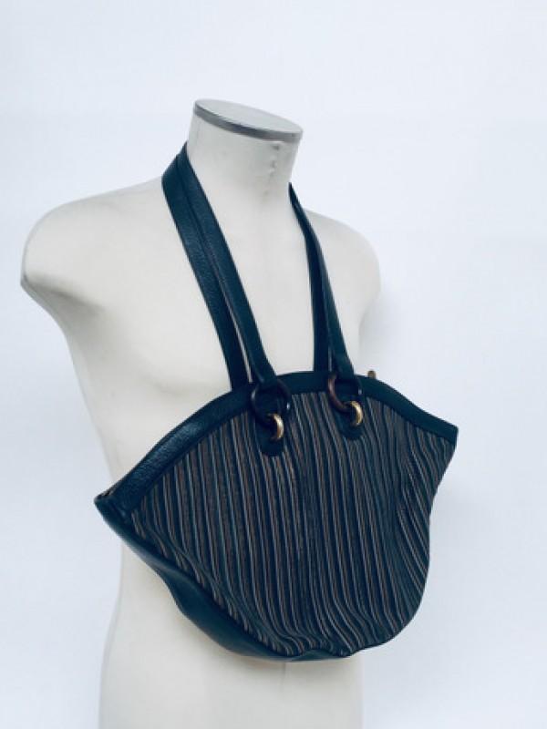 Vintage Crossbody Bag Gemerkt Delvaux