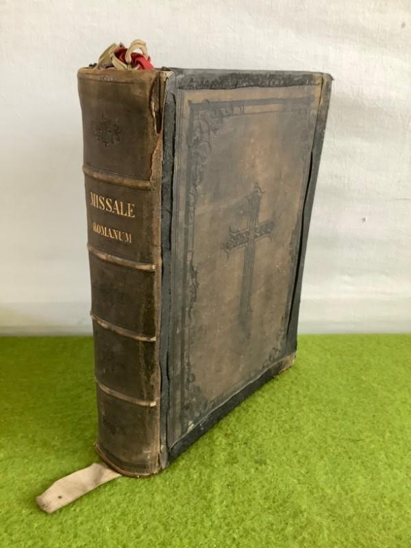 Boek: Missale Romanum